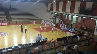 Paulistano x Vasco NBB basquete (Foto: Guilherme Costa)