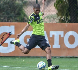 Leonardo Silva, zagueiro do Atlético-MG (Foto: Bruno Cantini/CAM)