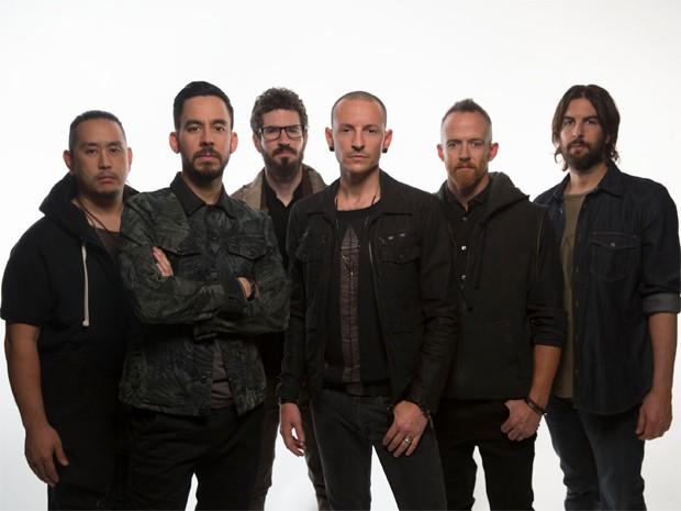 Linkin Park lança o sexto disco de estúdio da banda, 'The hunting party' (Foto: Divulgação/Brandon Cox)