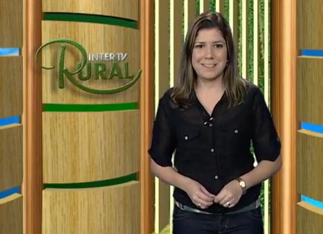 Inter TV Rural é exibido aos domingos (Foto: Reprodução / Inter TV)