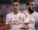 Jonas brilha, Benfica goleia o Marítimo e conquista a Taça da Liga de Portugal