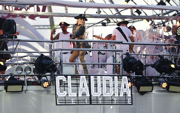 Claudia Leitte (Foto: André Muzell/ QUEM)