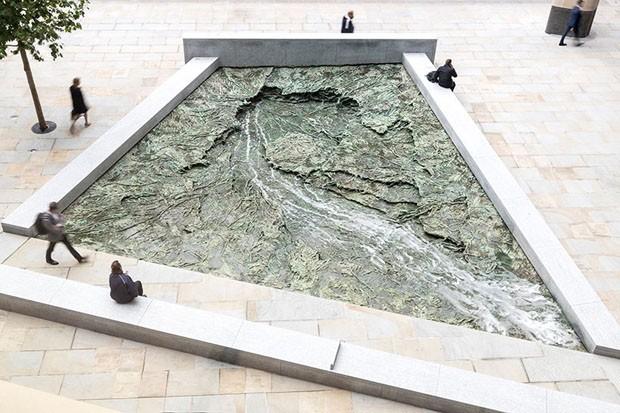 Foster + Partners cria edifício escultural no centro de Londres (Foto: Divulgação)