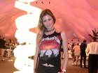 Veja os looks mais estilosos das famosas no 2º dia do Rock in Rio 2015