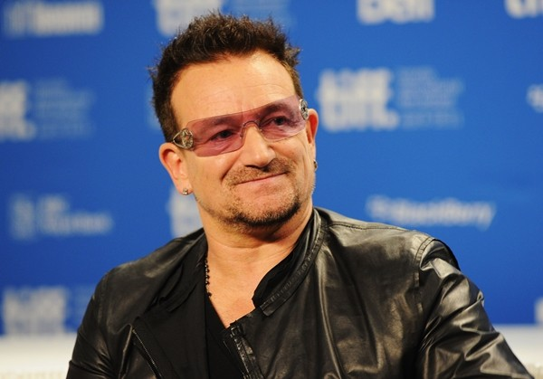 O cantor Bono Vox (Foto: Getty Images)