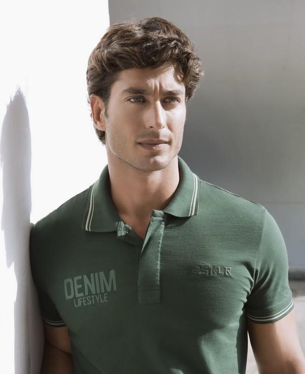 André Resende, o novo namorado de Isis Valverde (Foto: Divulgação)