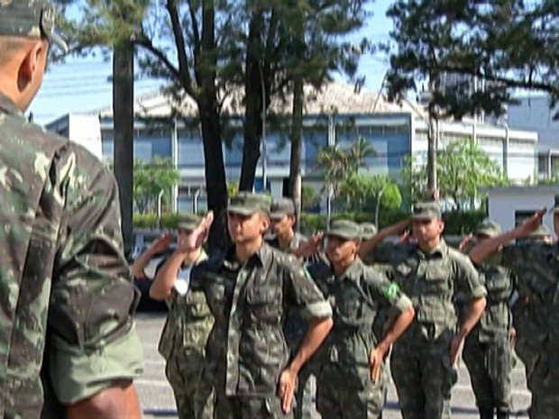 Inscrições para alistamento militar terminam nesta semana (Foto: Reprodução/ TV Diário)