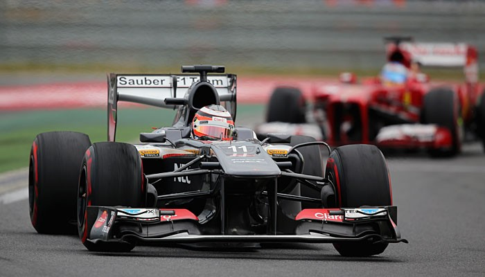 Nico Hulkenberg GP da Coreia do Sul