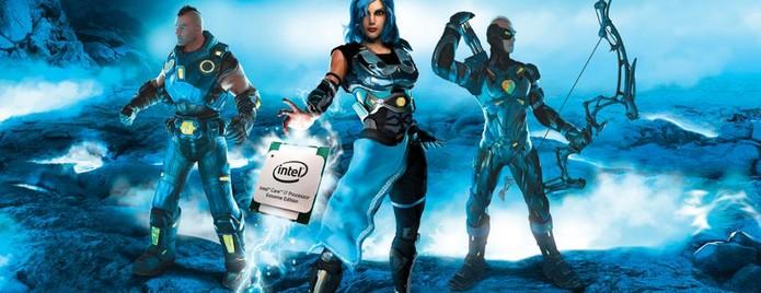 Core i7 Extreme Edition da Intel (Foto: Divulgação/Intel) (Foto: Core i7 Extreme Edition da Intel (Foto: Divulgação/Intel))