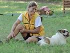 Fantin sobre Chico no 'Cachorrada': 'Ele está mais apaixonado por mim'
