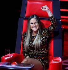 Claudia Leitte tem dois integrantes em seu time (Foto: The Voice Brasil/TV Globo)