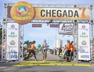 Urias de Lima melhor mato-grossense na Corrida de Reis (Foto: Tita Mara Teixeira/Globoesporte.com)