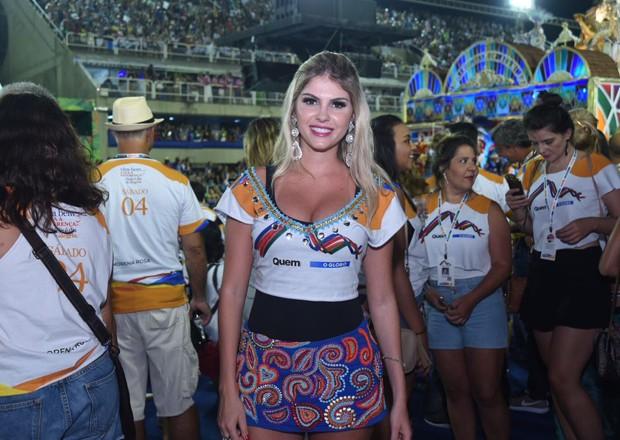 Bárbara Evans (Foto: Renato Wrobel/Ed. Globo)