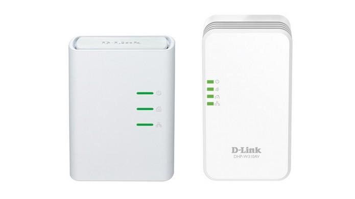 Repetidor Wireless Powerline D-Link DHP-W311AV (Foto: Divulgação/D-Link)