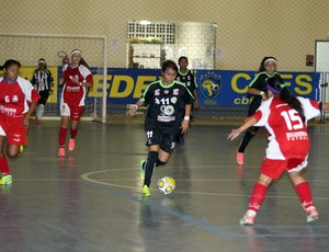 treze vence no futsal (Foto: Divulgação /CBFS)