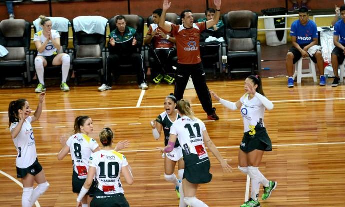 Vôlei Bauru x Sesi-SP, Campeonato Paulista, playoff (Foto: Marina Beppu / Vôlei Bauru)