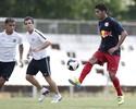 Willian Magrão elogia elenco do RBB e cobra atenção diante do São Paulo