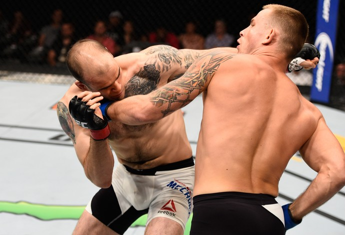 Krzysztof Jotko Tamdan McCrory UFC Ottawa (Foto: Getty Images)