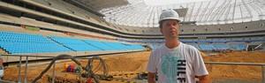 Arena, a origem: quando a nova casa coube dentro da mochila (Lucas Uebel/Grêmio FBPA)