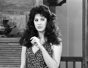Claudia Raia interpretava Tancinha em 'Sassaricando' (Foto: Geraldo Modesto/Memória Globo)