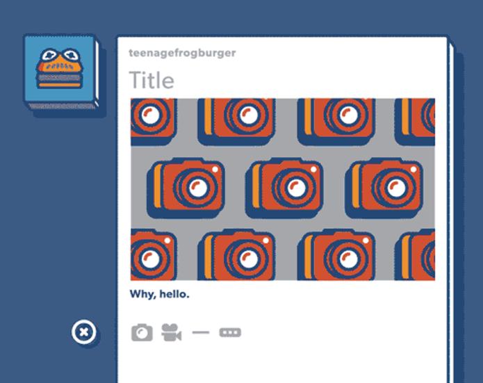 Novas ferramentas permitem customizar melhor textos do Tumblr (foto: Reprodução/Tumblr)