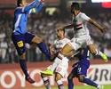 """Paredões na Libertadores, Fábio e Alisson disputam enquete de """"vilão"""""""