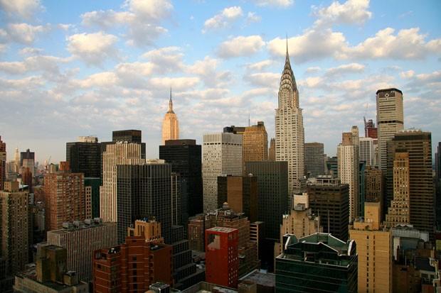 (Foto: Wikimedia Commons / AngMoKio / http://commons.wikimedia.org/wiki/File:Manhattan3_amk.jpg )