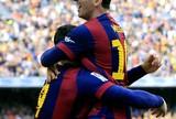 Messi iguala tempo jogado na liga em 2014/15 e pode bater recorde pessoal