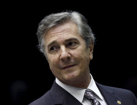 O senador Fernando Collor (Foto: Ueslei Marcelino/Reuters)