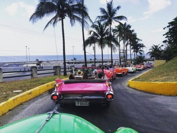 Chanel apresenta coleção Cruise em Cuba (Foto: Divulgação)