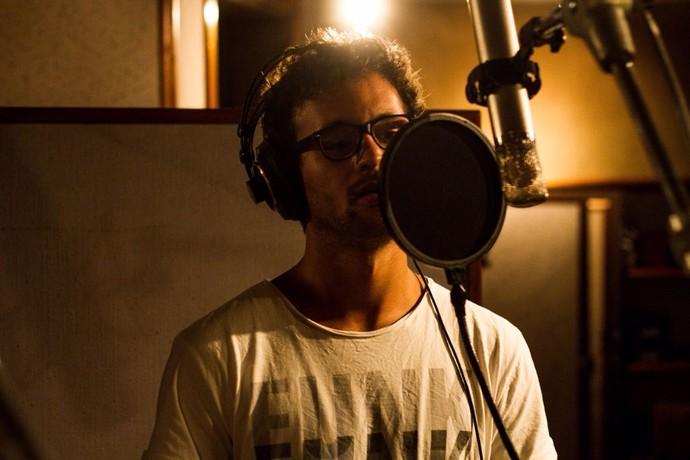 Will Gordon, vocalista da Jamz, grava música com Anitta (Foto: Divulgação)