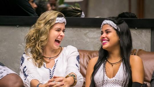 Dia do Amigo: Ana Paula, Munik, Ronan, Geralda e Harumi falam da amizade que começou no BBB16
