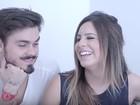 Rubia Baricelli está grávida: 'Muito feliz'