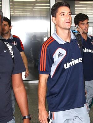 Thiago Neves, Fluminense (Foto: Ivo Gonzalez / Agência o Globo)
