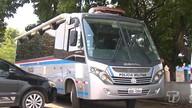 Moradores do Residencial Salvação pedem a presença de ônibus de monitoramento policial