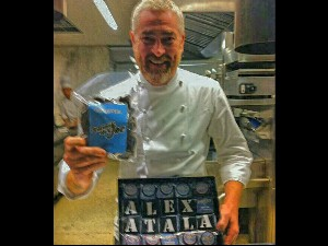 Chef Alex Atala tem o terceiro melhor restaurante da América Latina (Foto: Ana Penafort/Arquivo Pessoal)