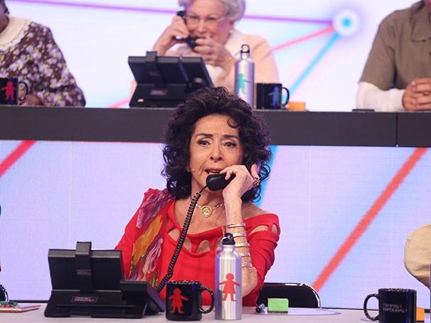 Betty Faria revive Tieta (Foto: divulgação/TV Globo)