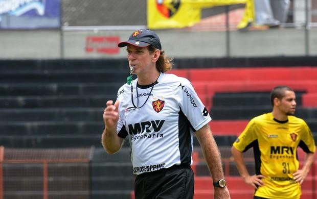 sérgio guedes sport (Foto: Aldo Carneiro / GloboEsporte.com)