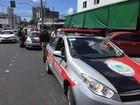 Dupla assalta ônibus na PB e um dos suspeitos é agredido por populares
