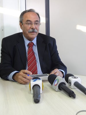 Pedro Eurico, secretário de Justiça de Direitos Humanos de Pernambuco (Foto: Luna Markman / G1)