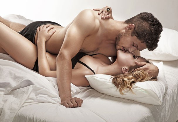 Ecstasy in marital bed 2