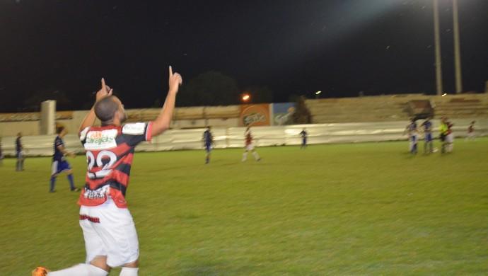 campinense vence atlético-pb (Foto: Ângelo Lima / GloboEsporte.com/pb)