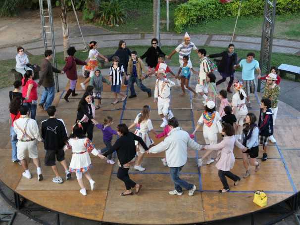 Samba-Lelê: O Musical das Cantigas para Toda a Família; Globo Teatro (Foto: Divulgação/Wilton Montenegro)