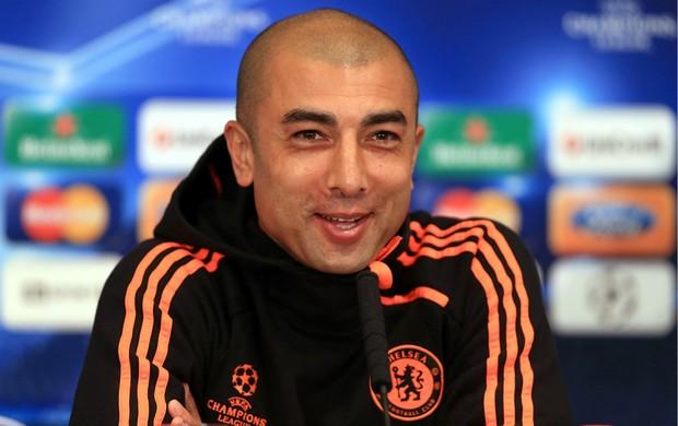 Roberto Di Matteo técnico do Chelsea (Foto: Getty Images)