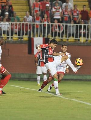 Ronaldo Joinville x Aracruz (Foto: Rodrigo Philipps/ Agência RBS)