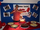 Lúcio Mauro Filho ganha festa de aniversário surpresa nos bastidores