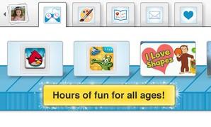 Modo Criança: Jogos + Vídeos