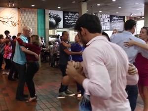 Evento promete animar o público com musica de gafieira (Foto: Reprodução / Divulgação)
