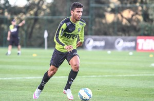 Marcos Rocha; Atlético-MG (Foto: Bruno Cantini/CAM)