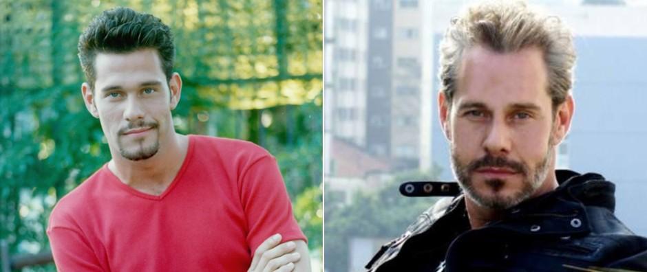 Nico Puig, da 1ª temporada, trabalha com sustentabilidade e escreve poesias (CEDOC / TV Globo)